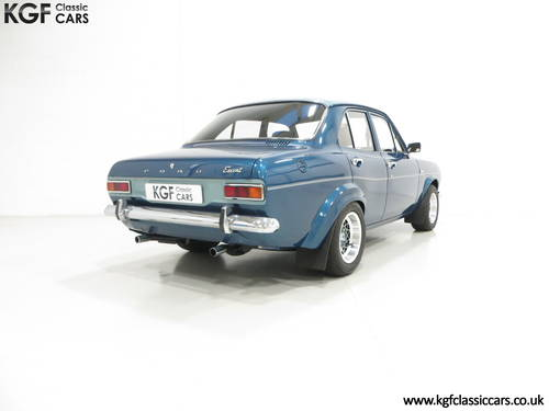 1972 An Immaculate Ford Escort GT Mk1 Superspeed V6 Recreation SOLD (picture 5 of 6)