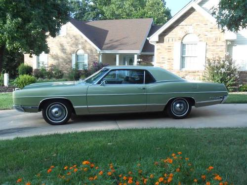 1969 Ford Galaxie 500 2DR For Sale (picture 1 of 6)