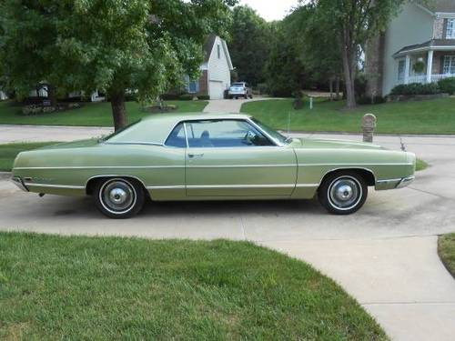 1969 Ford Galaxie 500 2DR For Sale (picture 2 of 6)