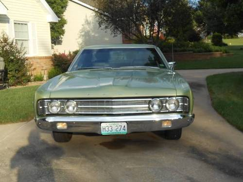 1969 Ford Galaxie 500 2DR For Sale (picture 3 of 6)