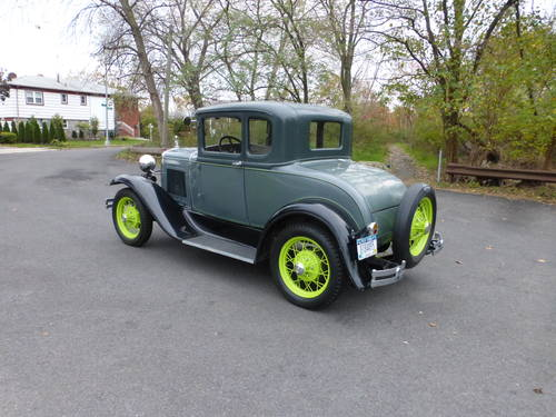 1931 Ford Model A Coupe Good Driver - SOLD (picture 4 of 6)