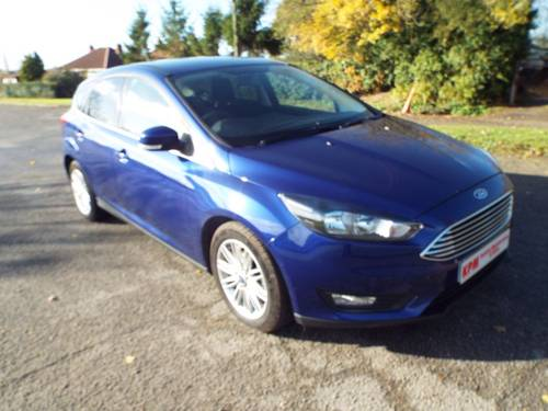 2017 Ford Focus 1.5 Zetec TDCI for sale For Sale (picture 2 of 6)