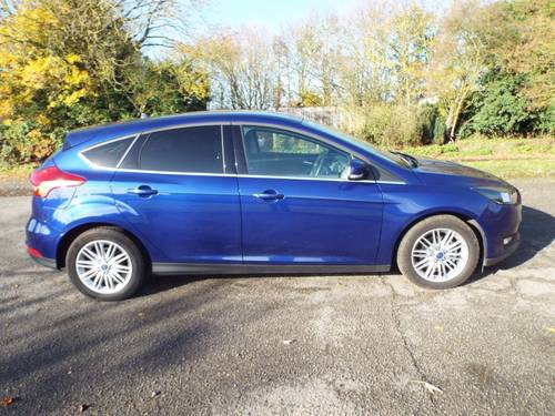 2017 Ford Focus 1.5 Zetec TDCI for sale For Sale (picture 3 of 6)