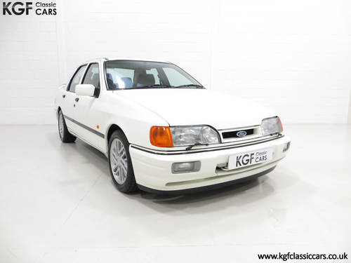 1988 A Very Early Production Ford Sierra Sapphire RS Cosworth SOLD (picture 1 of 6)