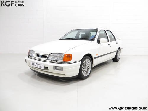 1988 A Very Early Production Ford Sierra Sapphire RS Cosworth SOLD (picture 2 of 6)