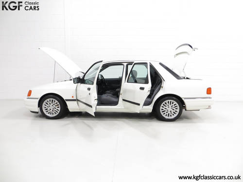 1988 A Very Early Production Ford Sierra Sapphire RS Cosworth SOLD (picture 3 of 6)
