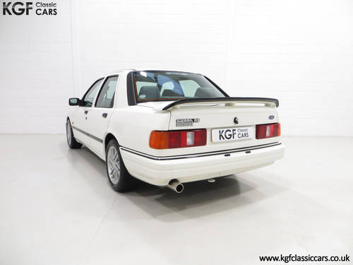 1988 A Very Early Production Ford Sierra Sapphire RS Cosworth SOLD (picture 4 of 6)