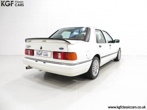 1988 A Very Early Production Ford Sierra Sapphire RS Cosworth SOLD (picture 5 of 6)