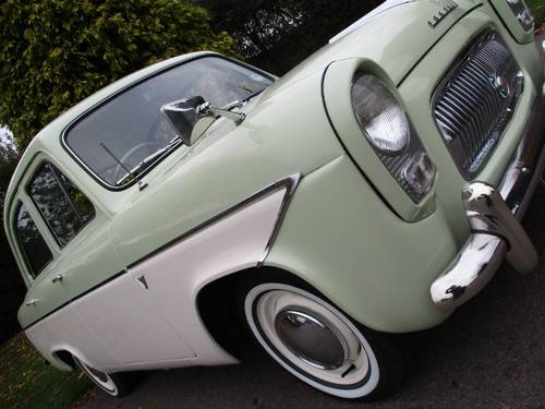 1961 Ford Prefect SOLD (picture 2 of 6)