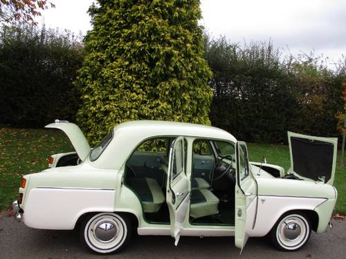 1961 Ford Prefect SOLD (picture 3 of 6)