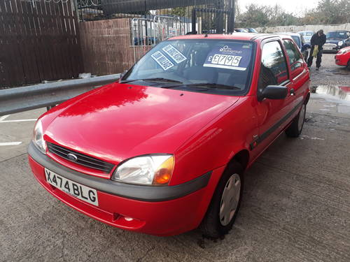 2000 FORD FIESTA  3 DOOR   50,000 MILES  SERVICE HISTORY SOLD (picture 2 of 4)