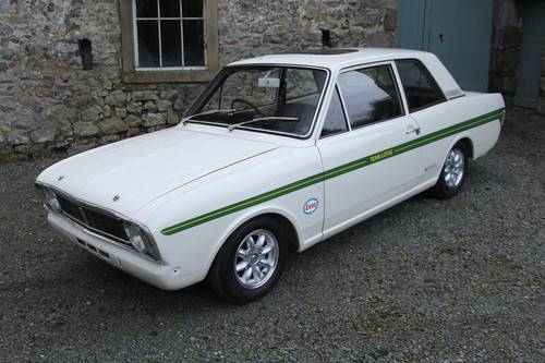 1968 Ford Lotus Cortina Evocation SOLD (picture 1 of 6)