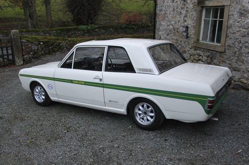 1968 Ford Lotus Cortina Evocation SOLD (picture 2 of 6)