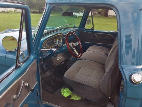 1966 Ford F100 Pickup For Sale (picture 4 of 6)