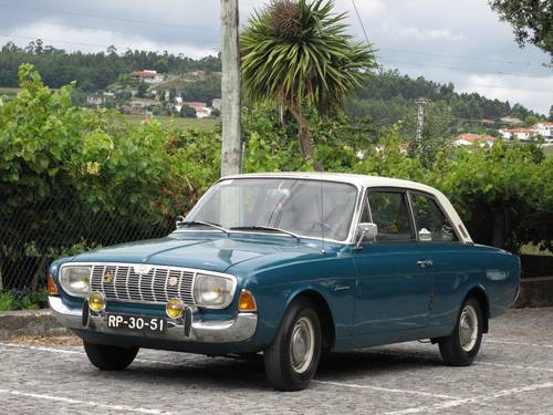 1965 Ford Taunus 17M P5 - 2 doors For Sale (picture 1 of 6)
