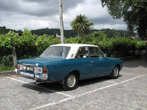 1965 Ford Taunus 17M P5 - 2 doors For Sale (picture 2 of 6)