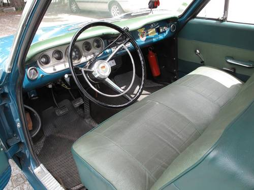 1965 Ford Taunus 17M P5 - 2 doors For Sale (picture 3 of 6)