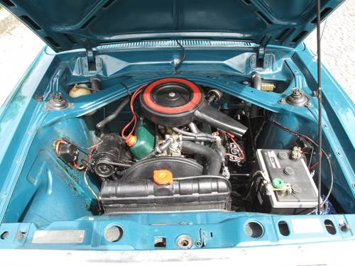 1965 Ford Taunus 17M P5 - 2 doors For Sale (picture 4 of 6)