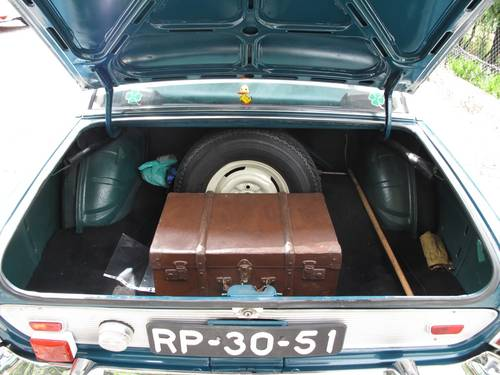1965 Ford Taunus 17M P5 - 2 doors For Sale (picture 5 of 6)