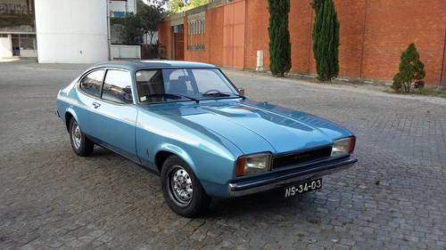 1976 Ford Capri 1600 XL (Mk2) For Sale (picture 1 of 6)