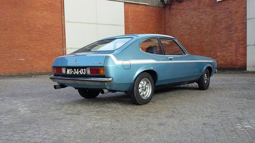 1976 Ford Capri 1600 XL (Mk2) For Sale (picture 2 of 6)