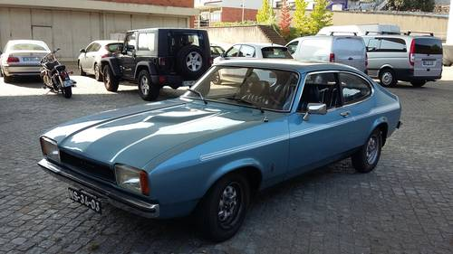1976 Ford Capri 1600 XL (Mk2) For Sale (picture 3 of 6)