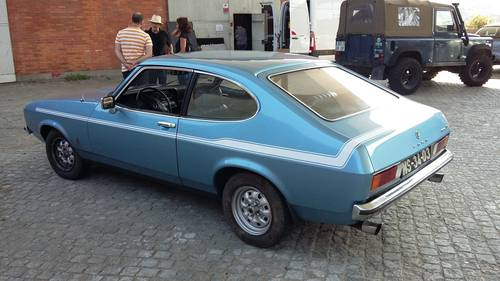 1976 Ford Capri 1600 XL (Mk2) For Sale (picture 4 of 6)