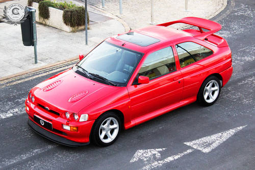 1993 Ford Escort Cosworth  SOLD (picture 3 of 6)