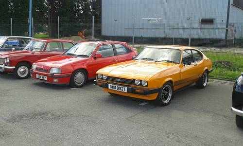 1979 Ford Capri 3.0s homologation orange SOLD (picture 4 of 6)