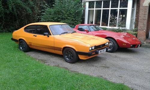 1979 Ford Capri 3.0s homologation orange SOLD (picture 6 of 6)