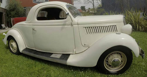Coupe Ford 3 Windows 1935 EXCELLENT ORIGINAL CONDI For Sale (picture 1 of 6)