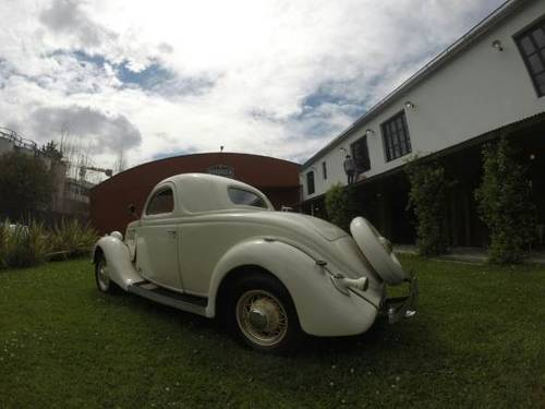 Coupe Ford 3 Windows 1935 EXCELLENT ORIGINAL CONDI For Sale (picture 4 of 6)