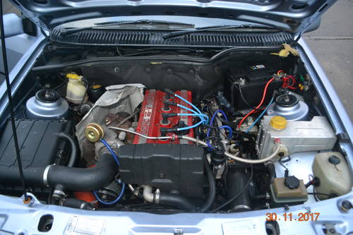 1986 Sierra Cosworth 3dr For Sale (picture 5 of 6)