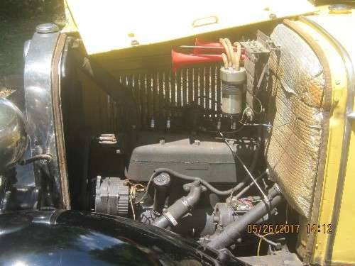1931 Ford Model A Sport Coupe For Sale (picture 5 of 6)