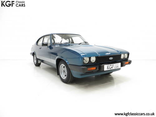 1980 An Incredible Ford Capri 3.0S with 28,980 Miles SOLD (picture 1 of 6)