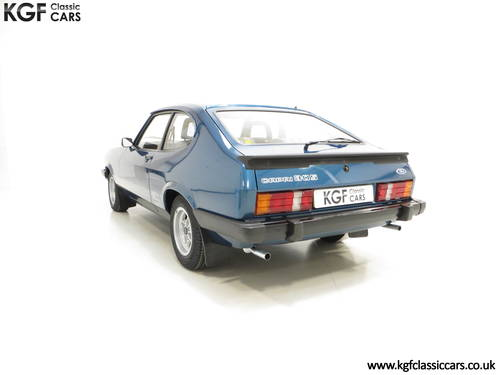 1980 An Incredible Ford Capri 3.0S with 28,980 Miles SOLD (picture 4 of 6)