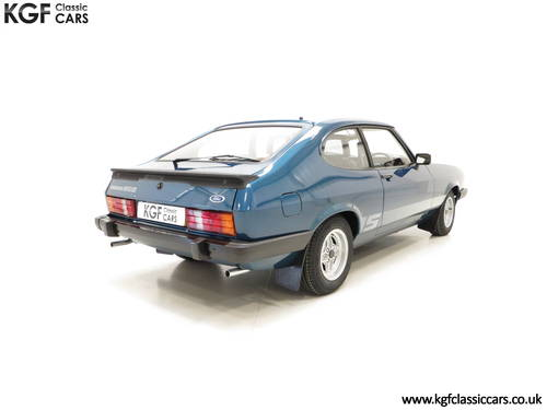 1980 An Incredible Ford Capri 3.0S with 28,980 Miles SOLD (picture 5 of 6)
