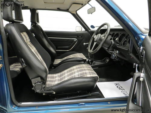 1980 An Incredible Ford Capri 3.0S with 28,980 Miles SOLD (picture 6 of 6)
