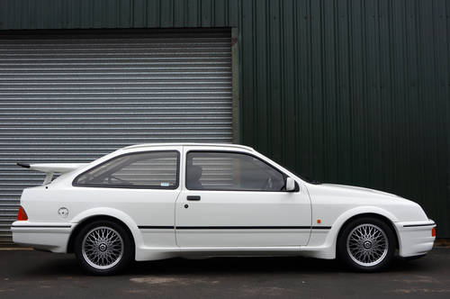 1986 Ford Sierra RS Cosworth, Concourse Preppared, Outstanding. SOLD (picture 2 of 6)