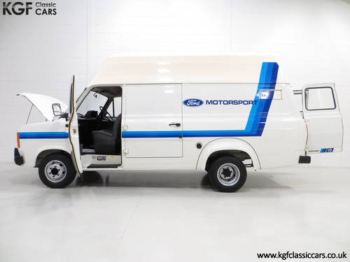 1982 Quite Possibly The Best Mk2 Ford Transit Van 190 SOLD (picture 3 of 6)