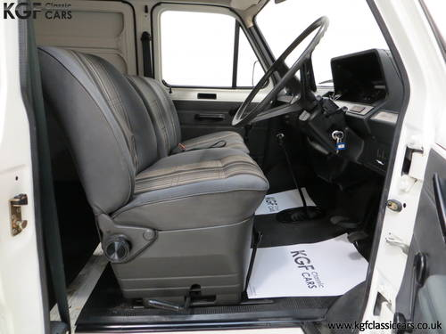 1982 Quite Possibly The Best Mk2 Ford Transit Van 190 SOLD (picture 6 of 6)