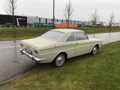 1967 Like new Ford Taunus coupe For Sale (picture 3 of 6)