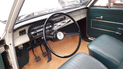 1967 Like new Ford Taunus coupe For Sale (picture 5 of 6)