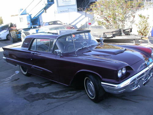 1960 Unrestored California Rustfree Car 11750 Shipping Included
