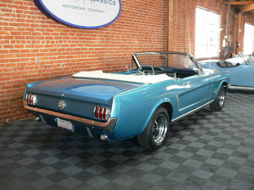 1964 1/2 Ford Mustang Convertible D Code SOLD (picture 2 of 6)