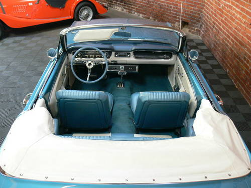 1964 1/2 Ford Mustang Convertible D Code SOLD (picture 5 of 6)
