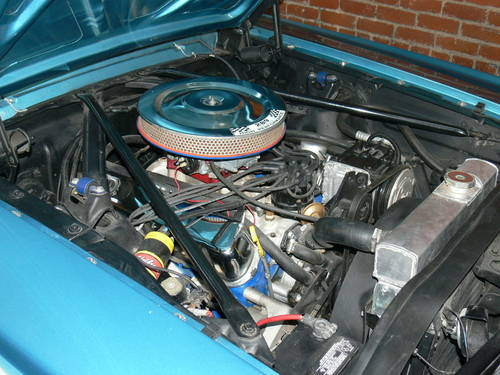 1964 1/2 Ford Mustang Convertible D Code SOLD (picture 6 of 6)