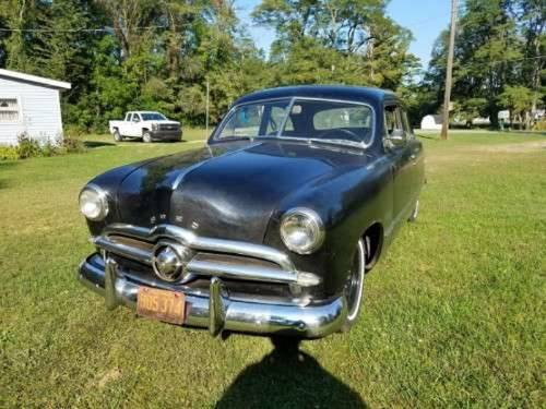 1949 Ford 2DR Sedan For Sale (picture 1 of 6)