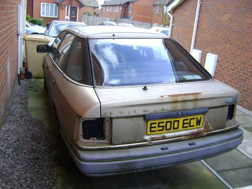 1987 Breaking mk111 Granada For Sale (picture 1 of 1)