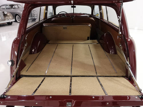 1950 Ford Custom Deluxe Woody Wagon For Sale (picture 5 of 6)